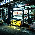 Store, Night by Simon McKenna
