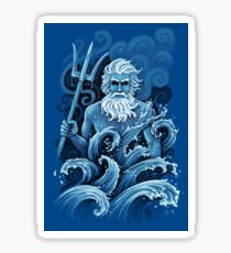 Poseidon Sticker