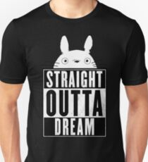 Totoro - Straight outta Dream T-Shirt
