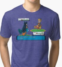 Useless Water Type Tri-blend T-Shirt