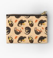 Tiny otters and their sushi Studio Pouch
