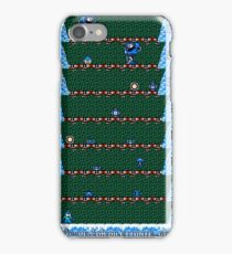 Megaman Climber iPhone Case/Skin