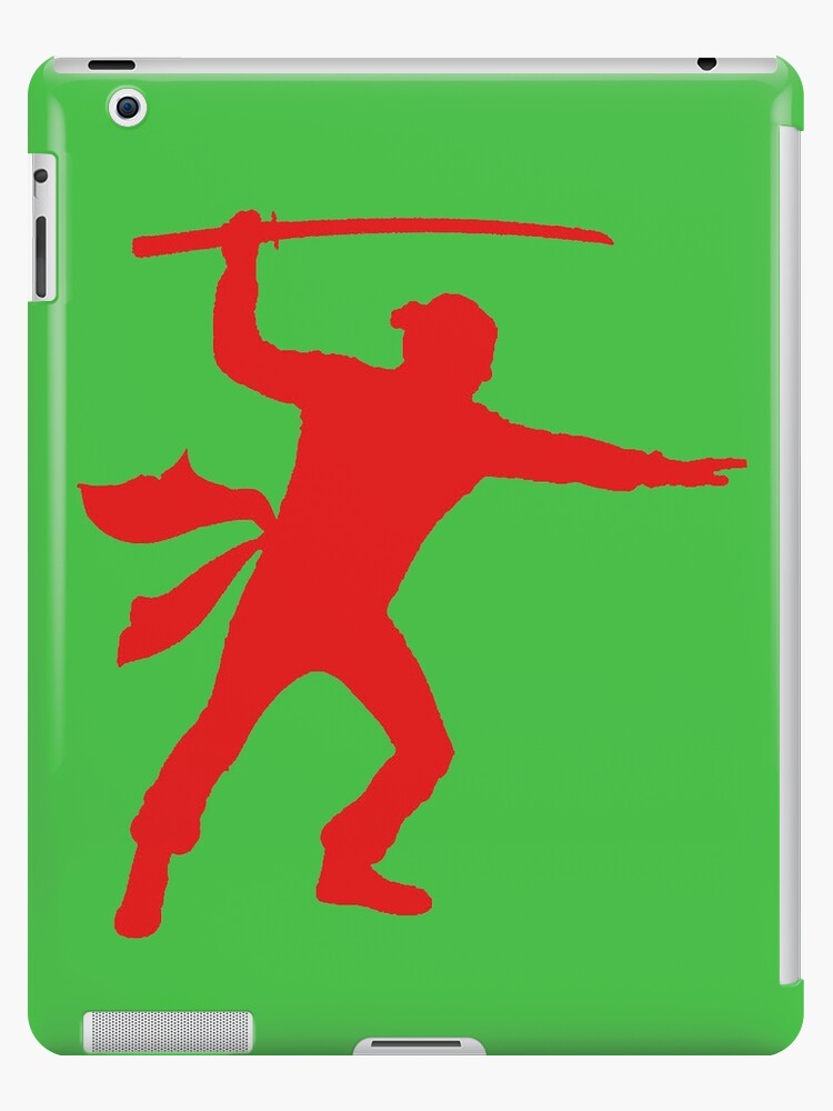 Roter Ninja von Toby Shepherd