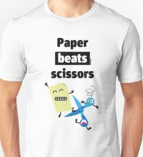 Paper Beats Scissors T-Shirt