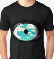 "Optimistic ""false"" mirror T-Shirt"
