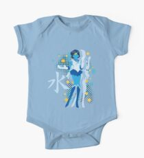 Soldier of Water & Wisdom Kids Clothes
