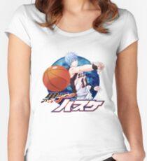 Kuroko no Basket Women's Fitted Scoop T-Shirt