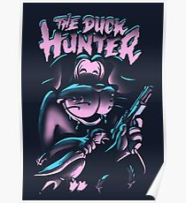 The Duck Hunter Poster