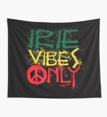 IRIE VIBES ONLY-003 Wall Tapestry