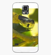 Snake tongue Case/Skin for Samsung Galaxy