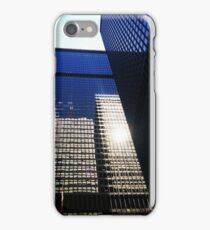 Towering Reflections iPhone Case/Skin