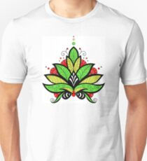 Mandala Roots Digital Illustration T-Shirt