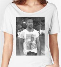Ryan Gosling Macaulay Culkin Shirt Women's Relaxed Fit T-Shirt