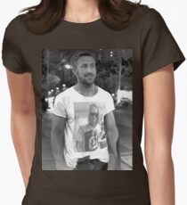 Ryan Gosling Macaulay Culkin Shirt Womens Fitted T-Shirt