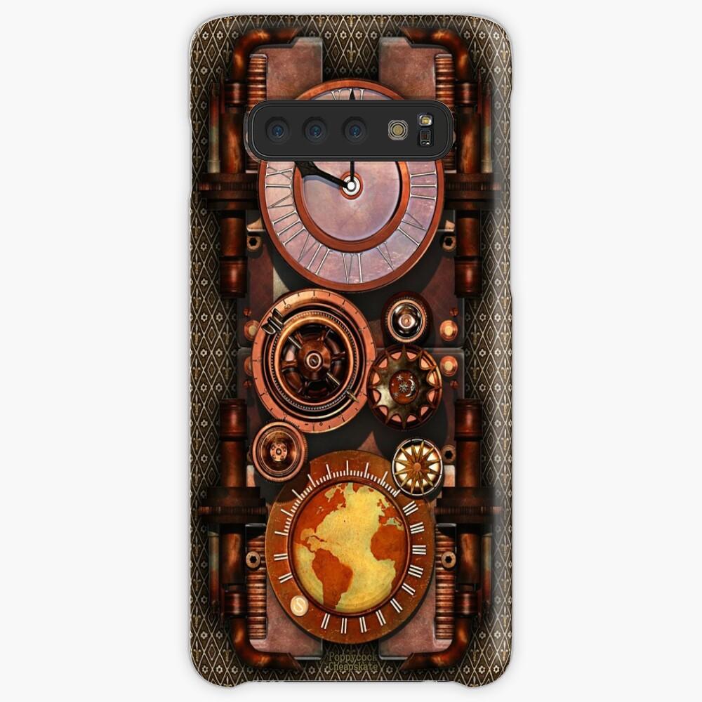 Infernal Vintage Steampunk Timepiece phone cases Case & Skin for Samsung Galaxy