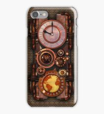 Infernal Vintage Steampunk Timepiece phone cases iPhone Case/Skin