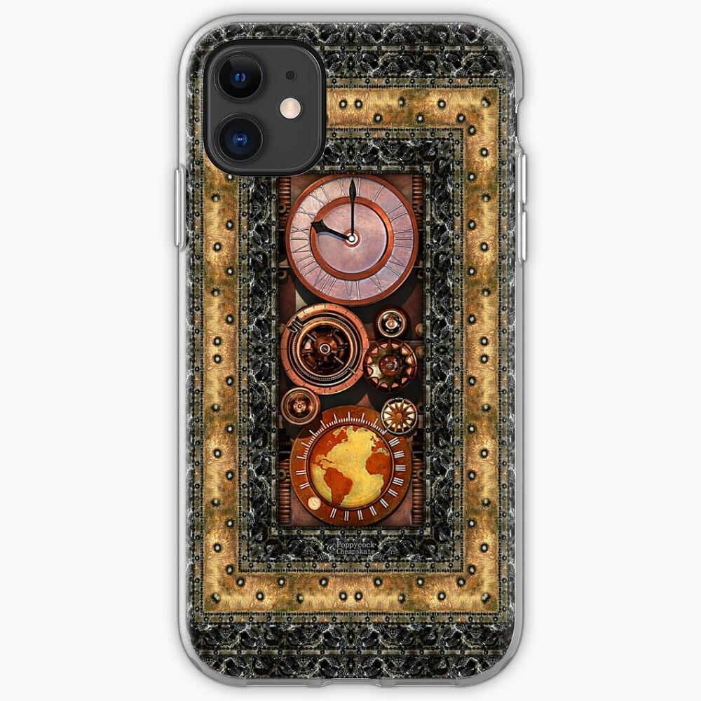 Elegant Steampunk Timepiece Steampunk phone cases iPhone Case & Cover