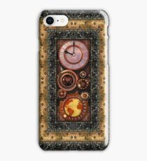 Elegant Steampunk Timepiece Steampunk phone cases iPhone Case/Skin