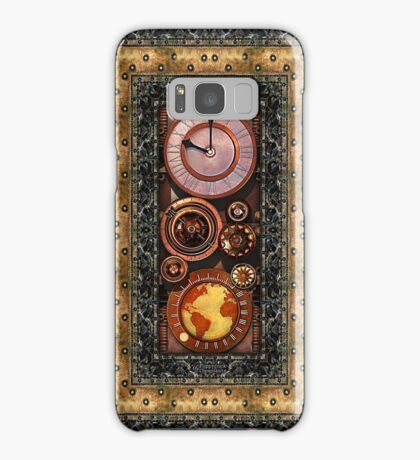 Elegant Steampunk Timepiece Steampunk phone cases Samsung Galaxy Case/Skin