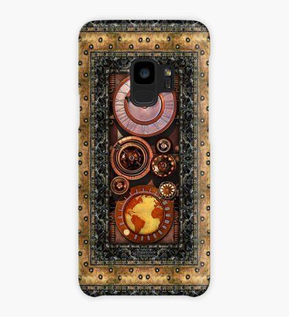 Elegant Steampunk Timepiece Steampunk phone cases Case/Skin for Samsung Galaxy