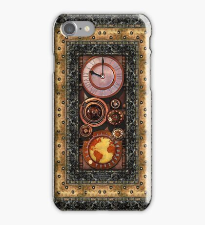 Elegant Steampunk Timepiece Steampunk phone cases iPhone Case/Skin