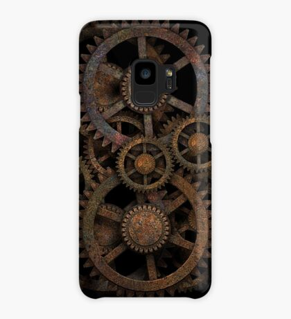 Infernal Vintage Steampunk Gears on your Gear Case/Skin for Samsung Galaxy