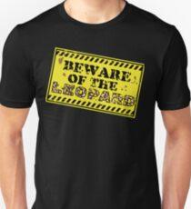 Beware of the Leopard T-Shirt