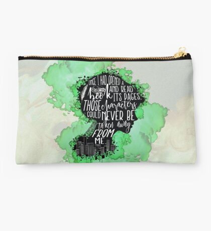 New World Rising - A Book Studio Pouch