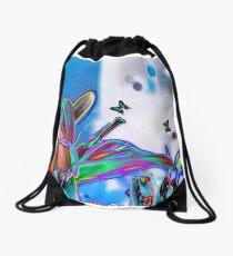 AZURE Drawstring Bag