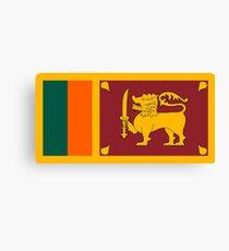 Sri Lanka Canvas Print