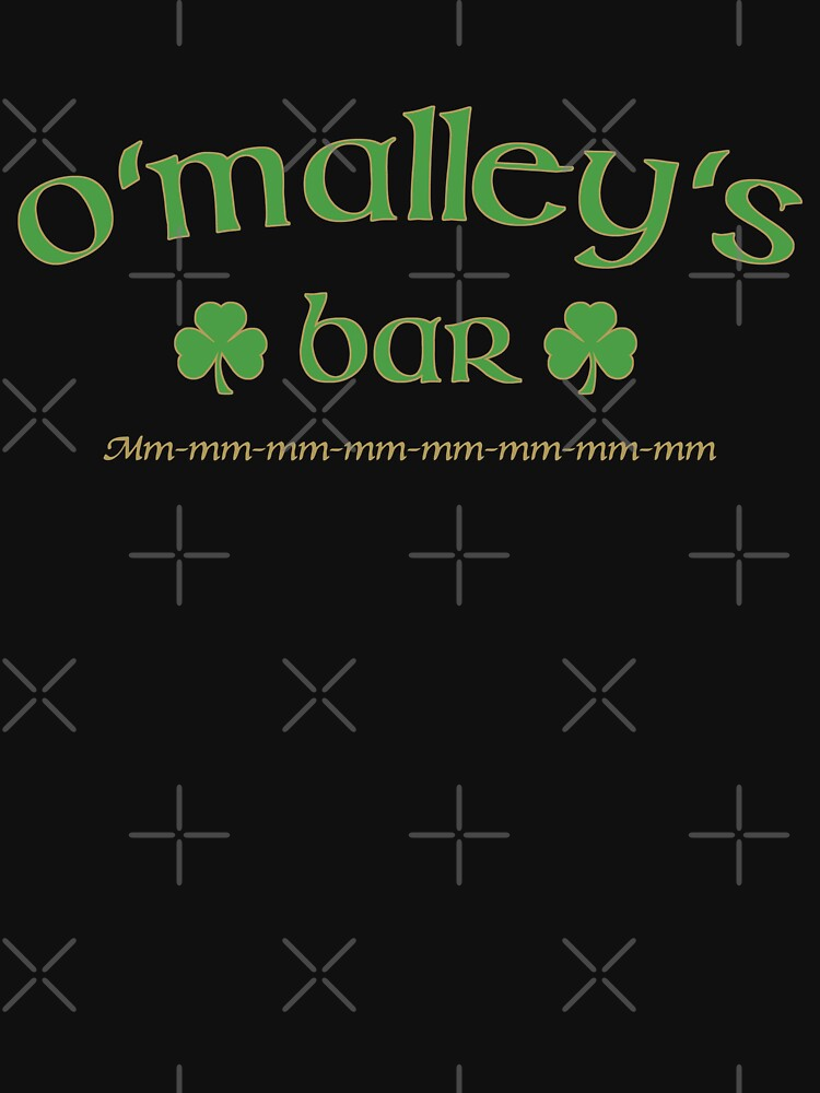 O'Malley's Bar by PonchTheOwl