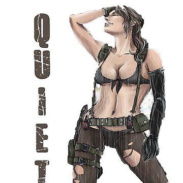 Quiet raining  by deathlesseye