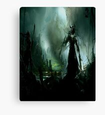 Games Canvas Print