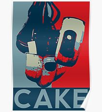 Vote for GLaDOS Poster