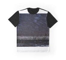 Orion Bridge Startrails Graphic T-Shirt