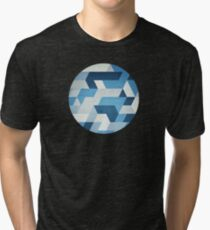 Abstract Geometry  Tri-blend T-Shirt