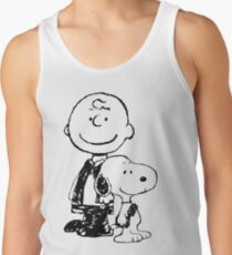 Peanuts meets Star Wars Tank Top