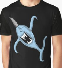 Killer Narwhal Graphic T-Shirt