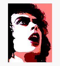 Frank N Furter Andy Warhol Photographic Print