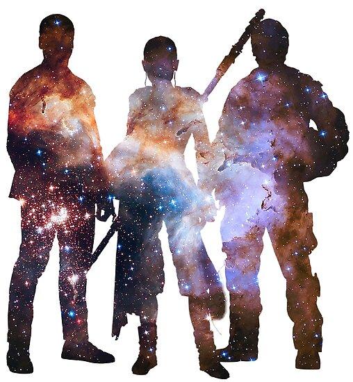 The New Trio by StormysSeas