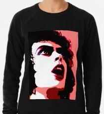 Frank N Furter Andy Warhol Lightweight Sweatshirt