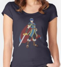 Marth - Super Smash Bros. Women's Fitted Scoop T-Shirt
