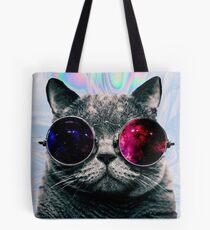 TUMBLR CAT Tote Bag