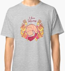 I Love Shrimp Classic T-Shirt
