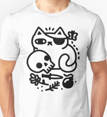 Badass Cat T-Shirt
