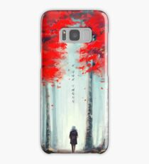 화양연화 - Dead Leaves Samsung Galaxy Case/Skin