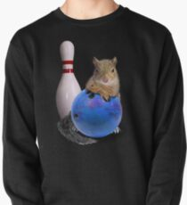 Bowling Squirrel Pullover