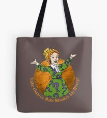 With The Frizz? Tote Bag