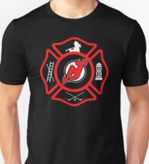 Newark Fire - Devils Style Unisex T-Shirt