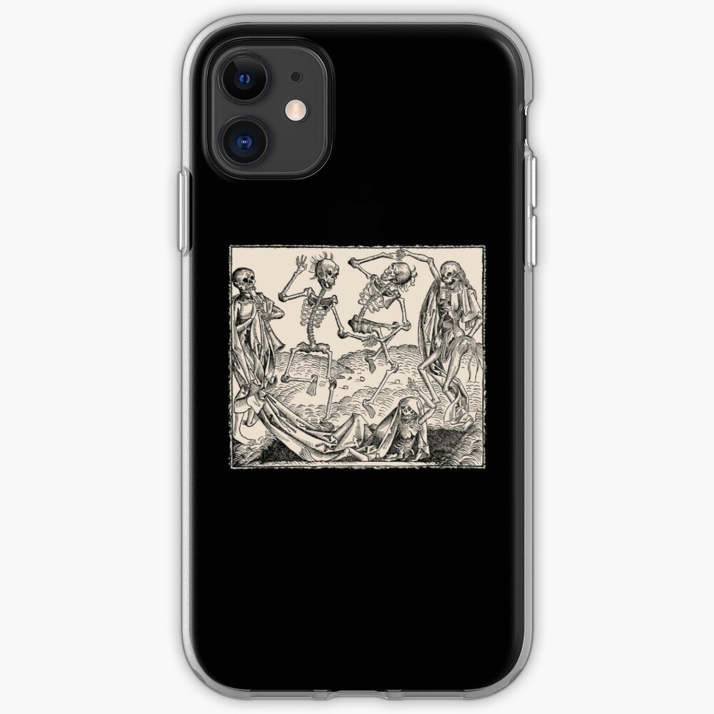 Dance With Death iphone 11 case